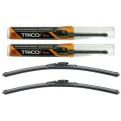Trico Flex FX 650, FX 400. Размер дворников: 650 и 400 мм. Крепление - универсальное.