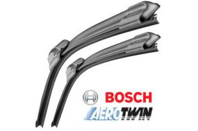 Bosch Aerotwin AM650U, AM500U. Размер дворников 650 и 500 мм. Крепление - универсальное.