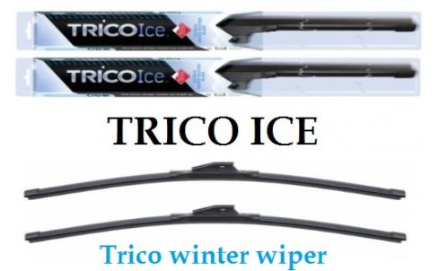 Зимние дворники Trico Ice (комплект)